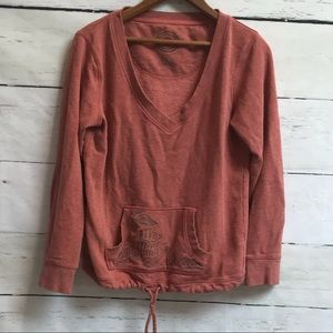 Life Is Good red sweatshirt size small
